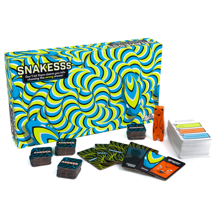 Snakesss Box and Components