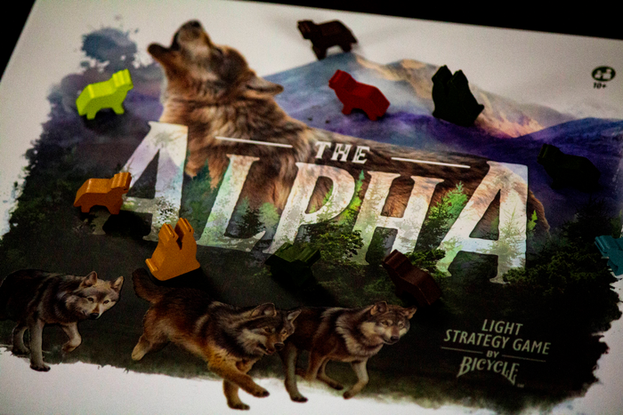 A Howling Review of The Alpha image