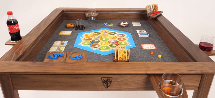 The Wyrmwood Modular Gaming Table is just... Wow. image