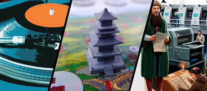 UPCOMING KICKSTARTERS, TABLETOP KICKSTARTER 3 Upcoming Kickstarter Board Games – Vinyls, Printing and Old Japan image