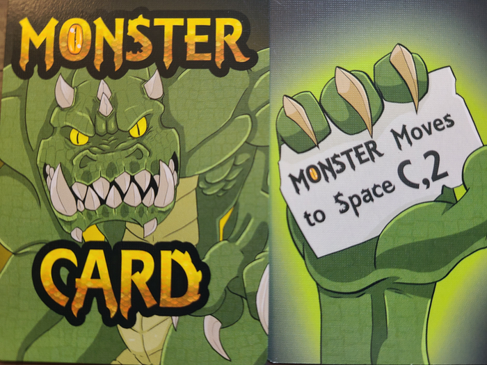 Monster Highway Cards