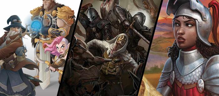 3 Upcoming Kickstarter Board Games – Maps, Dungeons and Sneaky Ambushes image