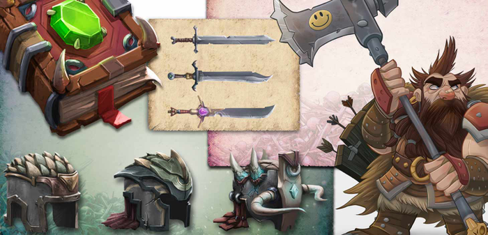 Ambush: Epic – Exploring Dungeons While Friends Try to Kill You image