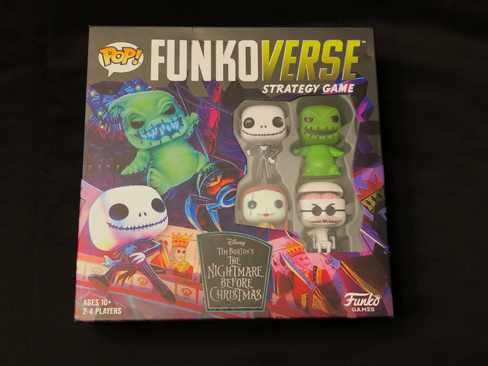 What's This? A FunkoVerse Nightmare Before Christmas Review! image