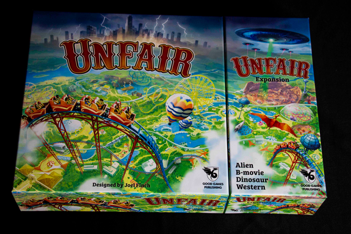 A Totally Fair Review of Unfair and the ABDW Expansion image