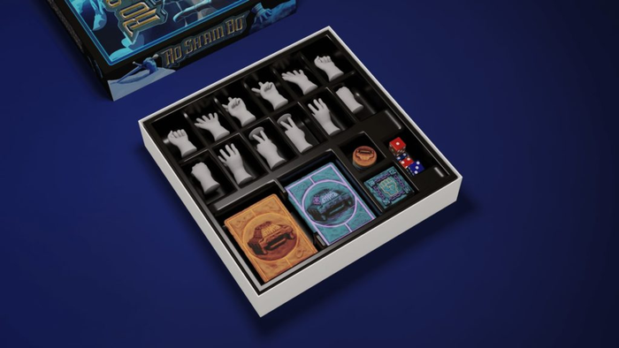 RoShamBo – Reinventing Classics With a Bunch of Severed Hands image