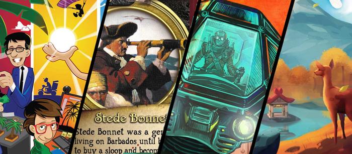 4 Upcoming Kickstarter Board Games – November and December 2020 image