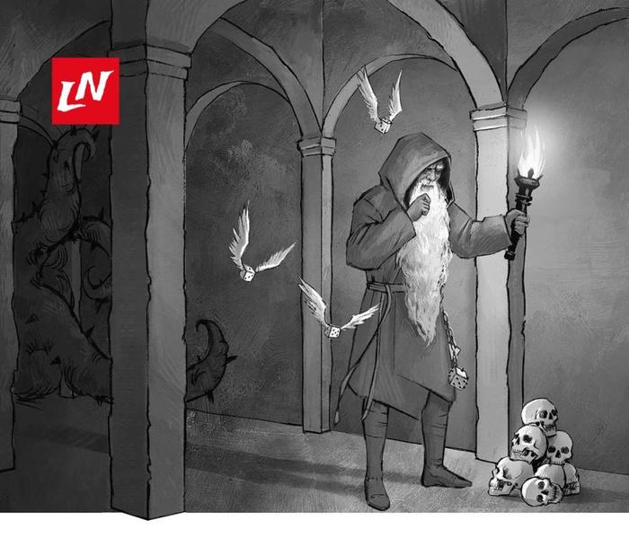 Loodo Ninja – Board Games to Back on Kickstarter in November image