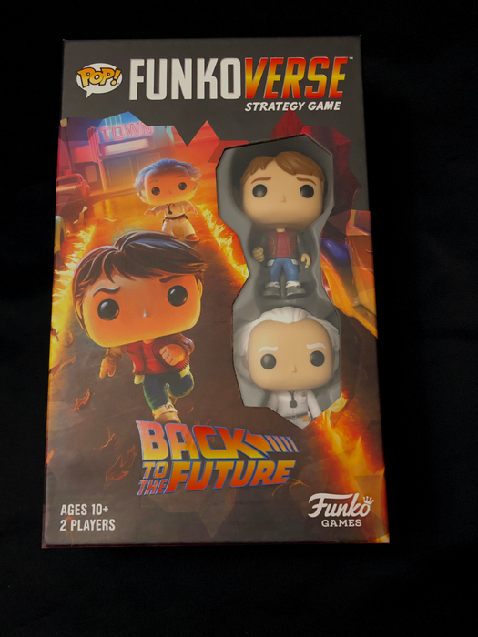A 1.21 Gigawatt Review of FunkoVerse Back to the Future image