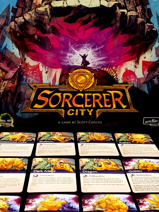 Real-Time Magic: Sorcerer City Review image