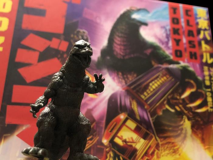 Godzilla: Tokyo Clash Review image
