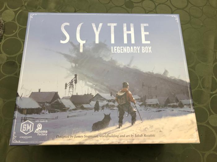 R0land's Rambling Review: Scythe image