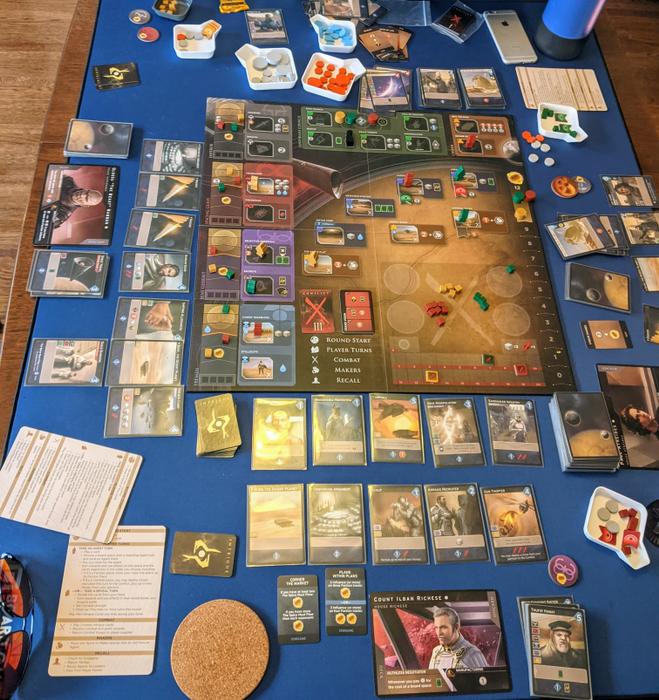 Dune: Imperium first impressions image