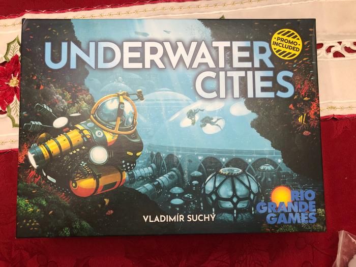 R0land's Rambling Reviews: Underwater Cities image