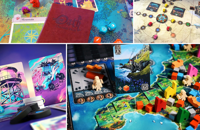 11 Upcoming 2021 Board Games On My Radar image