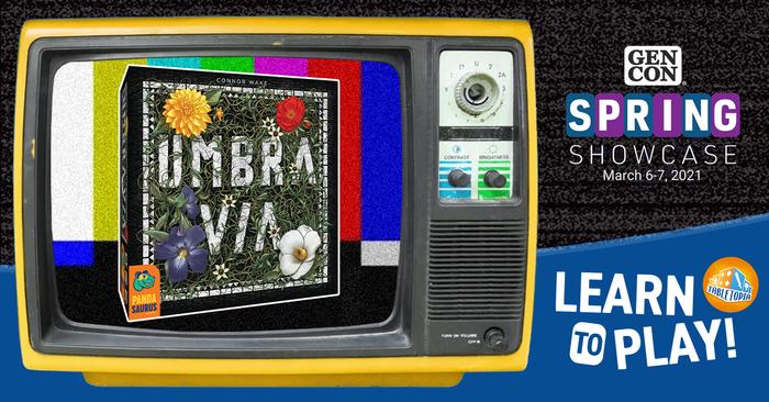 Learn & Play Umbra Via next week! image