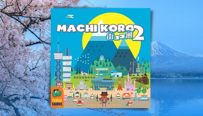 Machi Koro Stand Alone Sequel Announced